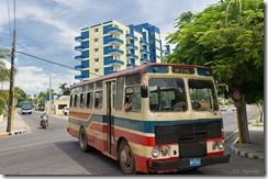 bus du Cuba