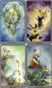 Le Tarot des mondes oniriques