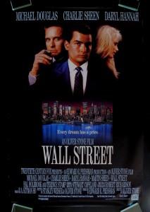 wall Street chaque rêve a un prix