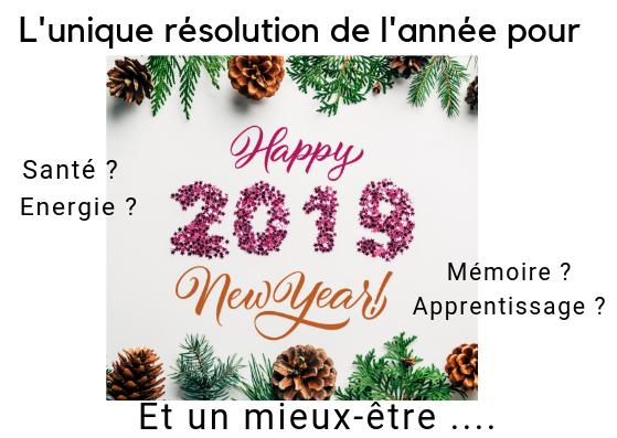 La résolution de l'année (3)