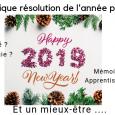 Je profite de ce début d'année 2019 pour vous souhaiter une année riche en projets et accomplissements plaisants et motivants. Les fêtes de fin d'année sont déjà bien derrière […]